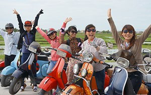 Vespa Tour Afternoon