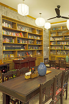 Vinh Hung Library Hotel Hoi An Vietnam Hotel Reservation