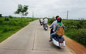 Vespa Tour Countryside